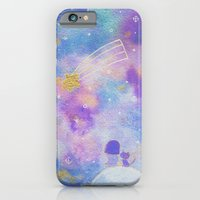 iPhone & iPod Case featuring you are my lucky star by makkuroame