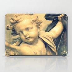 The Hallelujah Cherub. iPad Case