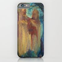 iPhone & iPod Case featuring Abstract Landscape IV by Natasha Crosby