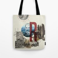 The Great Purge  Tote Bag