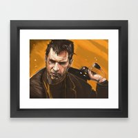 Blade Runner Framed Art Print