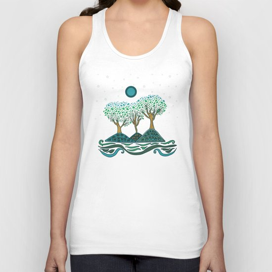 Once upon a time... Unisex Tank Top
