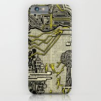 Destructive Nature iPhone 6 Slim Case