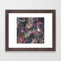 The Dandelion Clock Framed Art Print