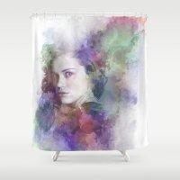Lydia Martin Shower Curtain