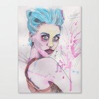 Raggedy Ally Canvas Print