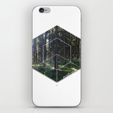 Nature elements 2 iPhone & iPod Skin