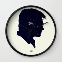 Firefly - Shiny Wall Clock