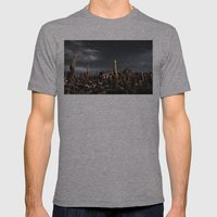 Cactus In Incahuasi Isla… Mens Fitted Tee Athletic Grey SMALL
