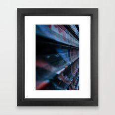 Leading Lines #01 Framed Art Print