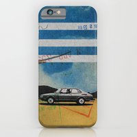W. Rong | Collage iPhone 6 Slim Case