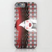 MonGhostX - Close, Fly. Dreams... of a free world ! Peace. iPhone 6 Slim Case