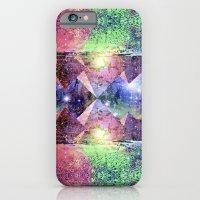 iPhone & iPod Case featuring Pyramids by Silvana di Borboni