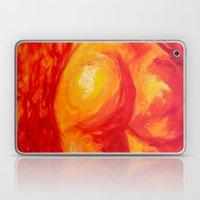 Abstract body Laptop & iPad Skin