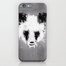 panda paint Slim Case iPhone 6s