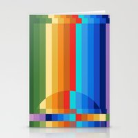 Waterfall Frustration Stationery Cards