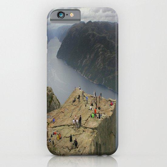 Preikestolen, Norway (2) iPhone & iPod Case