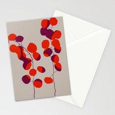 Silver Dollar 2 Stationery Cards