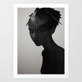 Art Print - Eva - Ruben Ireland