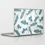 Bluefish Laptop & iPad Skin