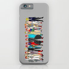 Gray Bowie Group Fashion Outfits Slim Case iPhone 6s