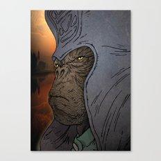 General Urko  Canvas Print