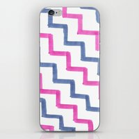 Missoni Stairs iPhone & iPod Skin