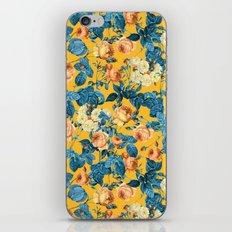 Summer Botanical II iPhone & iPod Skin