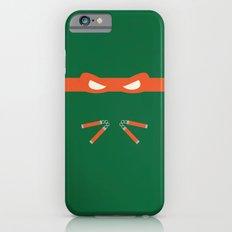 Orange Ninja Turtles Michelangelo iPhone 6s Slim Case