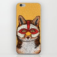 ChickenFox iPhone & iPod Skin