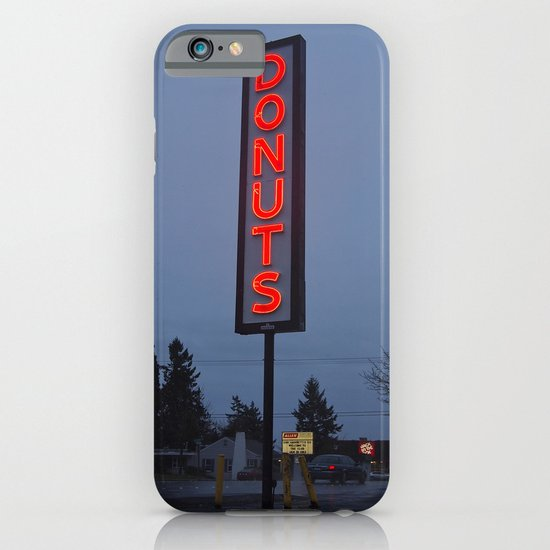 Time for donuts iPhone & iPod Case