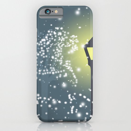 Pictures in the Snow iPhone & iPod Case