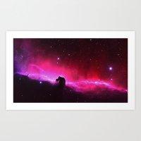 Star Tide Art Print