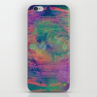 Ultra Violet iPhone & iPod Skin