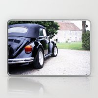 Vintage Volkswagon Beetle Laptop & iPad Skin