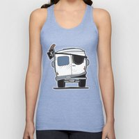 The Booty Wagon Unisex Tank Top