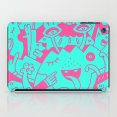 The Disconsolate Factory… iPad Case