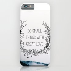 Small Things iPhone 6 Slim Case