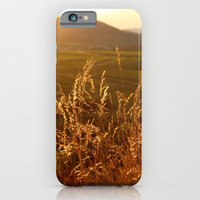 Gold Warm Light - JUSTART © iPhone 6 Slim Case