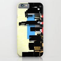 los angeles iPhone & iPod Cases featuring Los Angeles by Amy Smith - ColorScape