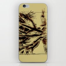 the arrival.x iPhone & iPod Skin