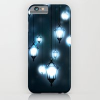 iPhone & iPod Case featuring Lights by Justin Currie