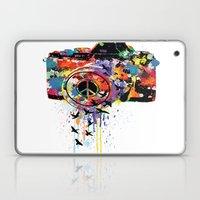 Paint DSLR Laptop & iPad Skin
