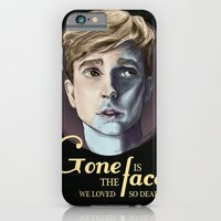 iPhone & iPod Case featuring Silent the voice we loved to hear. by Gean Shanks