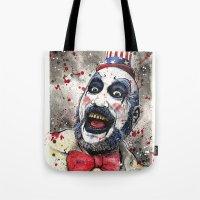 Captain Spaulding -The Devil's Rejects Tote Bag