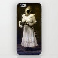 Margaret iPhone & iPod Skin