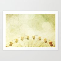Sweet Memories Art Print