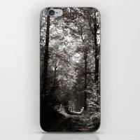 forrest II. iPhone & iPod Skin