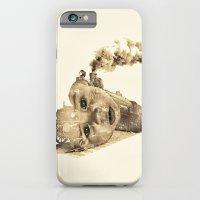 train of life iPhone 6 Slim Case