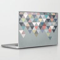 Laptop & iPad Skin featuring Nordic Combination 20 by Mareike Böhmer Grap…